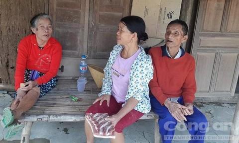 Công ty CP thực phẩm Trang Hà Anh đồng hành cùng đồng bào trong cơn lũ dữ