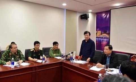 Bộ Quốc phòng, Bộ Công an sẵn sàng lực lượng, phương tiện CHCN