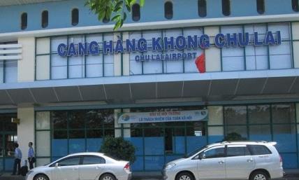 Bão số 9 khiến sân bay Chu Lai bị hỏng mái che nhà ga