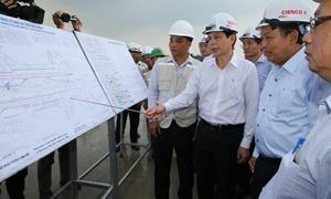 Kiến nghị Bộ Quốc phòng sớm bàn giao mặt bằng xây dựng nhà ga T3 Tân Sơn Nhất