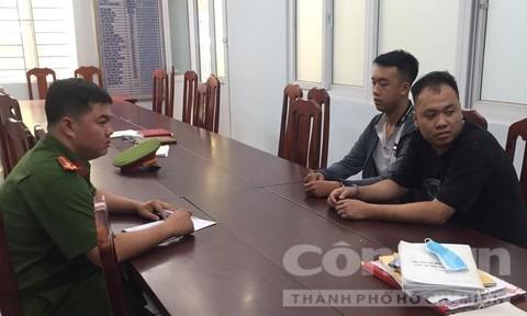 Gần chục thanh niên phê ma túy trong căn hộ cao cấp ở Sài Gòn