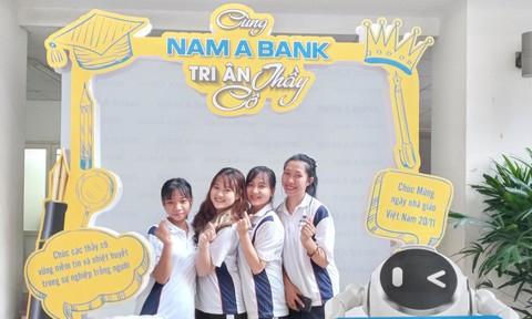 Nam A Bank tri ân quý thầy cô nhân ngày Nhà giáo Việt Nam 20/11