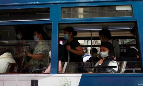Hong Kong có số ca nhiễm Covid-19 cao nhất trong gần 4 tháng