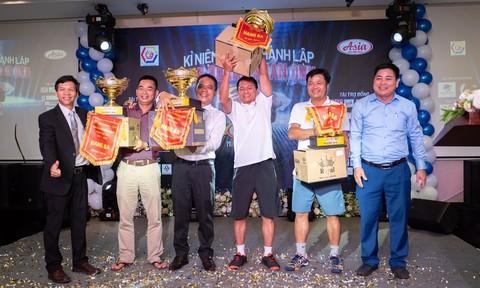 Giải quần vợt QNH: Hơn 3 tỷ đồng tặng đồng bào miền Trung