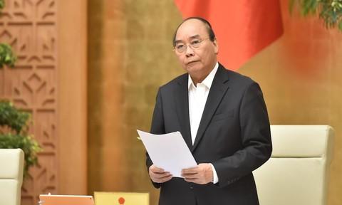 Thủ tướng ra Công điện tăng cường phòng, chống dịch COVID-19