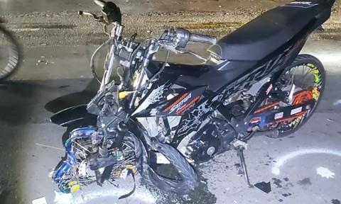 Xe máy đối đầu, 2 thanh niên chết thảm, 1 người nguy kịch