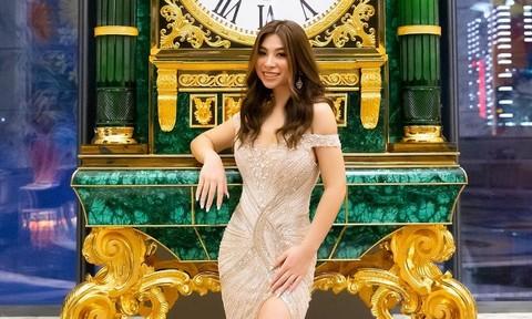Con gái 18 tuổi đẹp nổi bật của Lý Hương