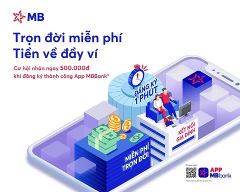 App online MB Bank
