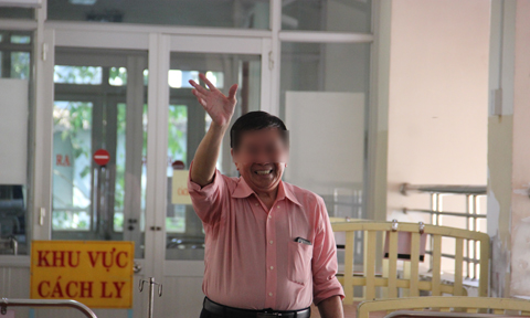 Việt kiều Mỹ nhiễm COVID-19 được xuất viện