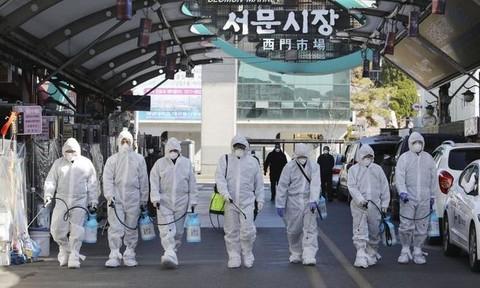 Chuyên gia y tế: Công dân Việt ở Hàn không nên về nước lúc này