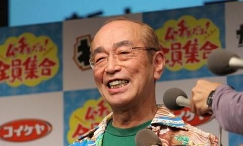 'Vua hài Nhật Bản' qua đời vì nhiễm nCoV
