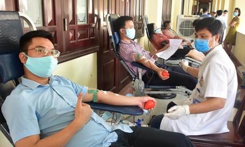 Hiến máu cứu người trong mùa dịch