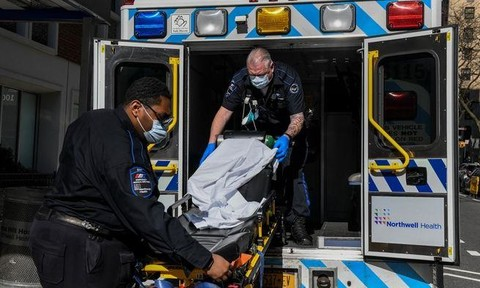 Mỹ ghi nhận trường hợp bé 6 tuần tuổi chết vì nhiễm nCoV