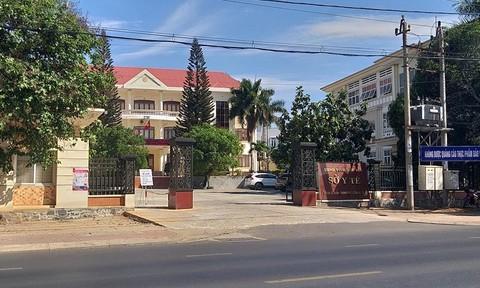 Sở y tế tỉnh Đắk Lắk, nơi ông Long từng làm giám đốc