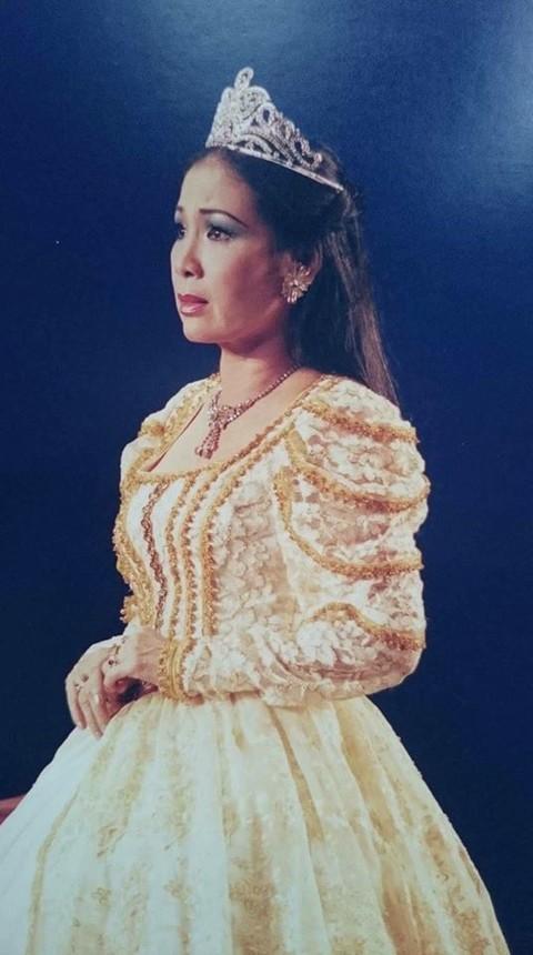 """NSND Kim Xuân với """"Ký ức Sài Gòn"""": Từng thi Nữ sinh duyên dáng"""