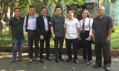 Gia đình ca sĩ Lam Trường thắng kiện phúc thẩm