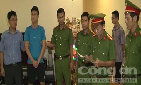 """Trùm cá độ Quang """"camel"""" bị bắt vì mở tiệc ma túy mừng sinh nhật vợ"""