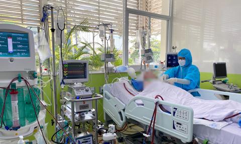 Bác sĩ BV Chợ Rẫy chia sẻ về tình trạng của bệnh nhân 91