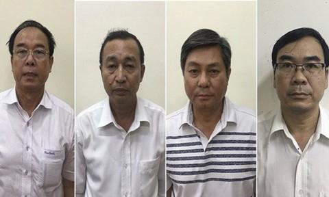 Trả hồ sơ vụ án cựu Chủ tịch UBND TPHCM Nguyễn Thành Tài