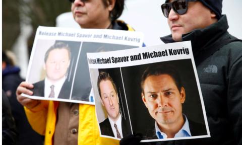 Trung Quốc cáo buộc 02 doanh nhân Canada với tội danh gián điệp