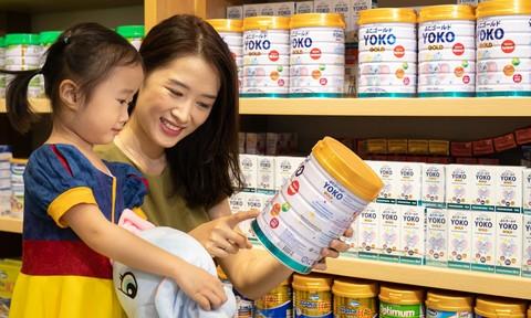 Vinamilk 8 năm liền được người tiêu dùng Việt Nam chọn mua nhiều nhất