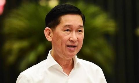 Thủ tướng tạm đình chỉ Phó Chủ tịch UBND TPHCM Trần Vĩnh Tuyến
