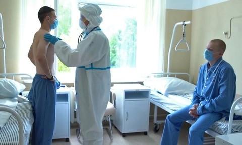 Nga công bố những người thử nghiệm vắc xin nCoV có miễn dịch