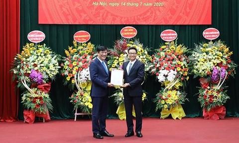 Ông Nguyễn Thanh Long chính thức làm quyền Bộ trưởng Bộ Y tế