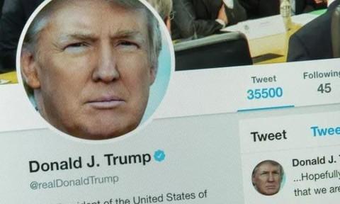 Twitter gỡ ảnh trên tài khoản của Tổng thống Mỹ do vi phạm bản quyền