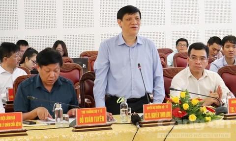 Cấp 10 triệu liều vắc xin bạch hầu cho 4 tỉnh Tây Nguyên