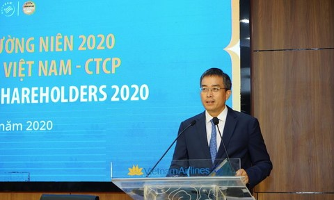 Vietnam Airlines có tân chủ tịch
