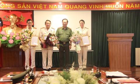 Ban Bí thư chuẩn y các chức danh UBKT Đảng ủy Công an Trung ương