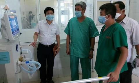 """""""Đội ngũ Y tế chi viện cho miền Trung đều quyết ở lại đến hết dịch"""""""