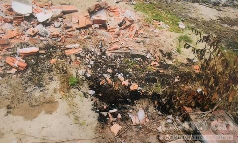 Khởi tố bị can thuê người đập phá mồ mả, đốt hài cốt ở Tiền Giang