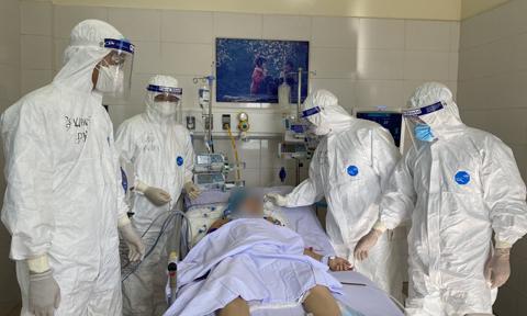 Bác sĩ Bệnh viện Chợ Rẫy chia sẻ từ tâm dịch