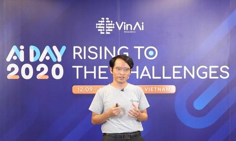 Vingroup công bố giải pháp tối ưu camera ẩn dưới màn hình điện thoại