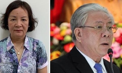 """Đà Nẵng: Khai trừ Đảng thêm 5 lãnh đạo liên quan các vụ án của Vũ """"nhôm"""""""