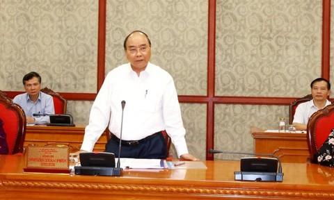 Thêm 20 đảng bộ báo cáo Bộ Chính trị công tác chuẩn bị đại hội