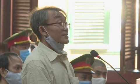 Kẻ cầm đầu vụ đặt chất nổ khủng bố tại trụ sở Công an lãnh 24 năm tù