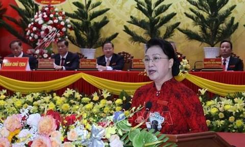 Cần Thơ, Vĩnh Long, An Giang, Nam Định, BR-VT khai mạc Đại hội Đảng bộ