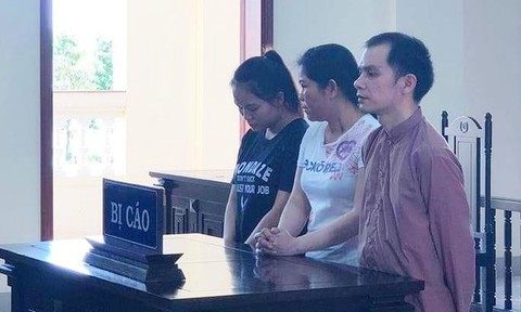 Bán 2 chị em song sinh 14 tuổi sang Trung Quốc làm vợ, nhóm môi giới lãnh án