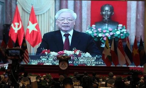 ASEAN vững mạnh là động lực hợp tác của khu vực và quốc tế