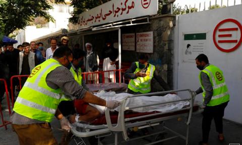 Phó tổng thống Afghanistan thoát chết trong gang tấc sau vụ đánh bom