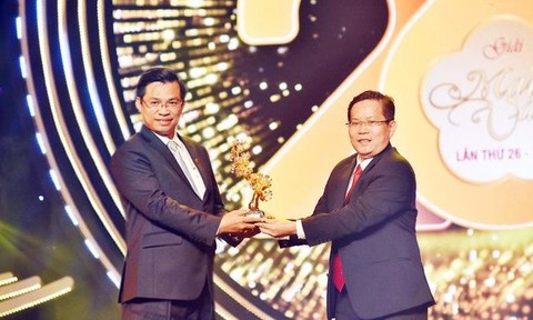 """Nam A Bank tiếp tục đồng hành cùng quỹ """"Mai Vàng nhân ái"""""""