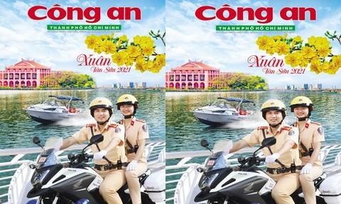 Đón đọc Báo Công an TPHCM Xuân Tân Sửu 2021