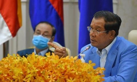 Trung Quốc sẽ tặng 1 triệu liều vaccine Covid-19 cho Campuchia