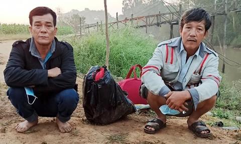 Phát hiện 2 đối tượng nhập cảnh trái phép từ Campuchia về Việt Nam