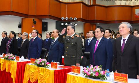 Xứng đáng là lực lượng vũ trang trọng yếu, đặc biệt tin cậy của Đảng, Nhà nước