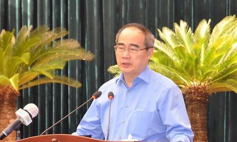 Đồng chí Nguyễn Thiện Nhân lý giải vì sao cần thành lập TP.Thủ Đức?