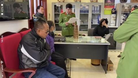 cong an tien hanh kham